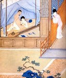 Chinese erotic art was a tradition that spanned from antiquity until its apex in the late Ming Dynasty (early 17th century). This art was not just produced for stimulation. Chinese erotica portrays ideals of feminine beauty, narratives on imperial and vernacular life, humour, tenderness and love. However, traditional Chinese erotic art remains a little known tradition because so much of it was destroyed during the Maoist era.